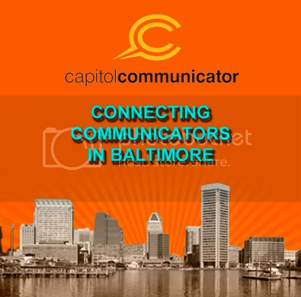 Connecting Communicators in Baltimore